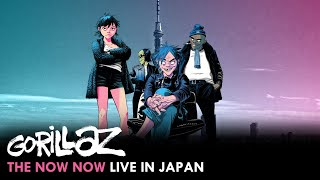 Gorillaz: 'The Now Now' Live in Japan, 2018 [Boiler Room Tokyo]