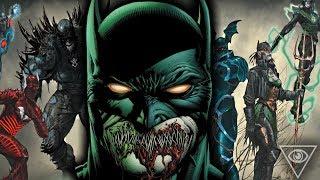 МЕТАЛ: Темна МУЛЬТИВСЕСВІТ. БЕТМЕН ЗРАДИВ ЛІГУ СПРАВЕДЛИВОСТІ?! / DC Comics. Сюжет