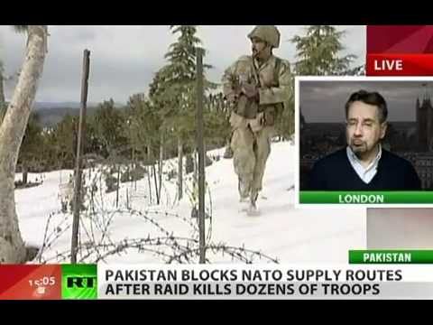 Solution to daily US slaughter of Pakistanis? Get out of Afghanistan now.