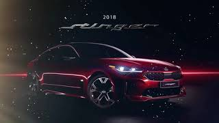 2018 Kia Stinger AWD 4 & 6 Cylinder | Test Drive it Augusta Maine