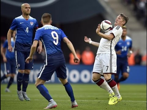 Germany vs USA 1-2 All Goals and Highlights International Friendly 2015
