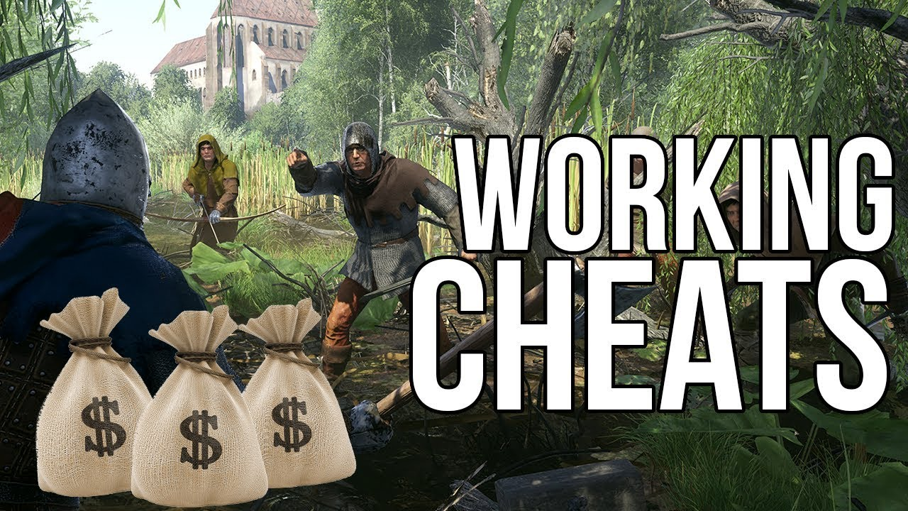 Kingdom Come Deliverance Cheats - Simple Guide/Tips on How to Run