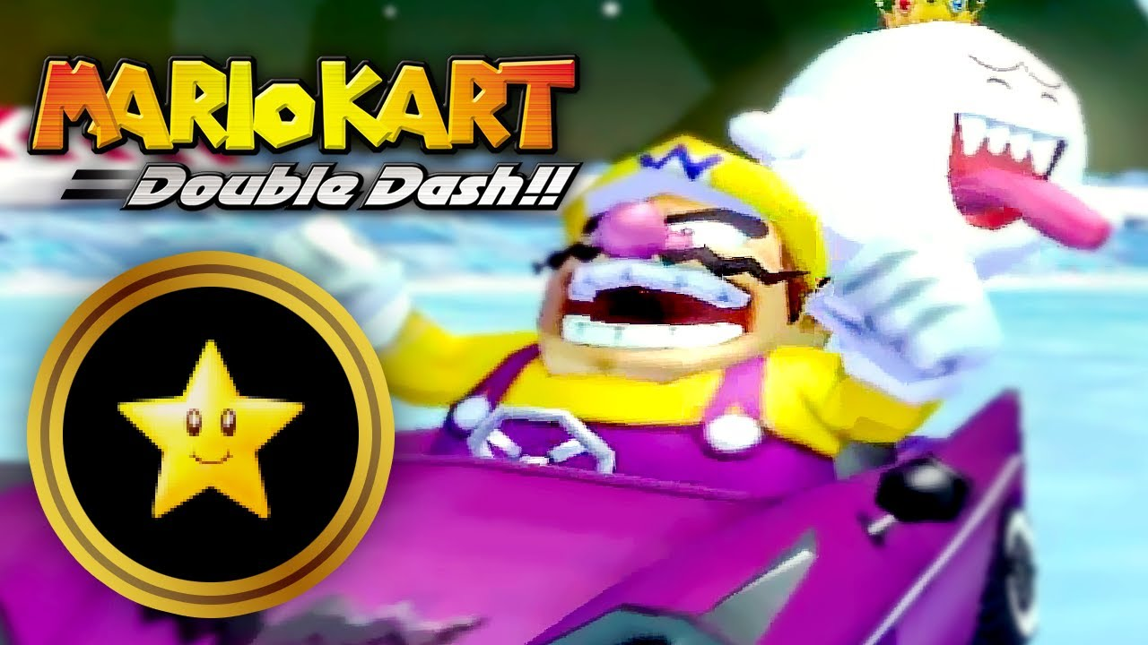grand prix 150cc star cup 2 player mario kart double dash youtube. Black Bedroom Furniture Sets. Home Design Ideas