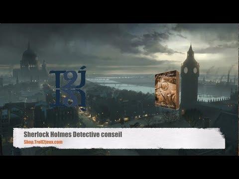 [T2J] Sherlock Holmes Detective Conseil