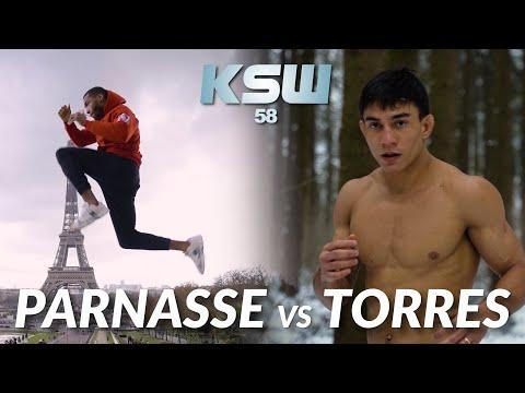 KSW 58 Main Event Preview Trailer: Salahdine Parnasse (14-0) vs. Daniel Torres (11-4)