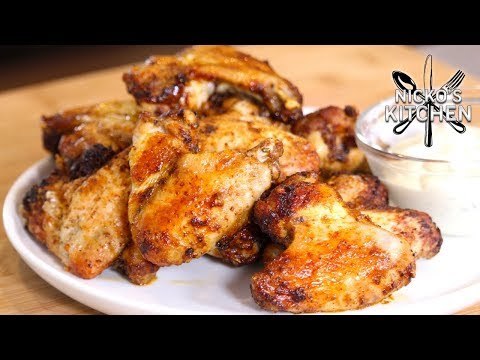 the-best-air-fried-chicken-wings
