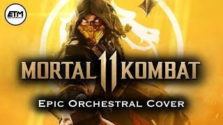 MORTAL KOMBAT | EPIC Orchestral Cover |