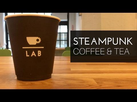lab extraction of caffeine