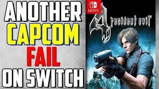 Capcom's Resident Evil Rip-Off on Nintendo Switch