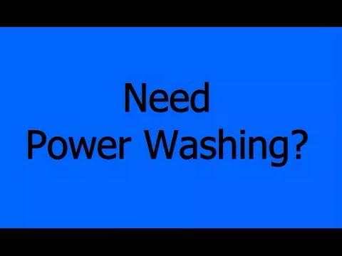 Power Washing Kernersville NC Piedmont Triad North Carolina