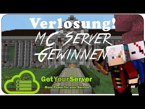 [CLOSED] VERLOSUNG / GEWINNSPIEL [ MC Server für je 30 tage ] [Deutsch] 64er SG