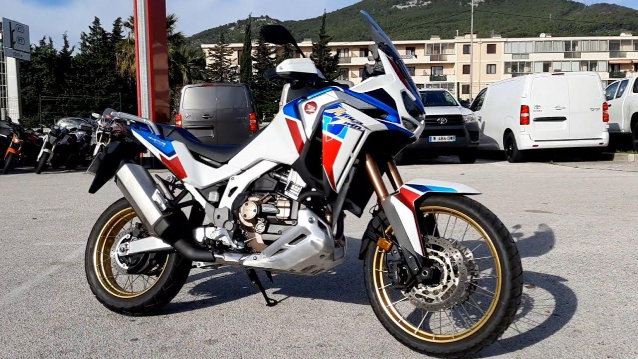 Fabike #Essai Honda Africa Twin 1100 adventure sport 2020 // Toujours plus!!