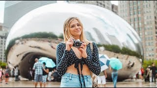 Millennial Life Crisis Travel Vlog: Chicago