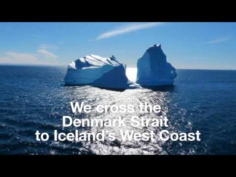 Iceland and Greenland cruise aboard OCEAN DIAMOND