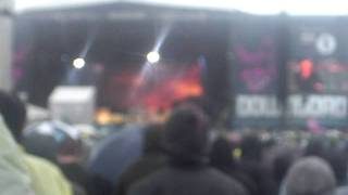 Disturbed- Down With the Sickness - Live @ Download 2011