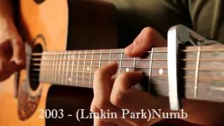 10 популярных песен своих временНа гитаре