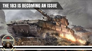 Wot Blitz Fv215b 183 I Relato To Potato