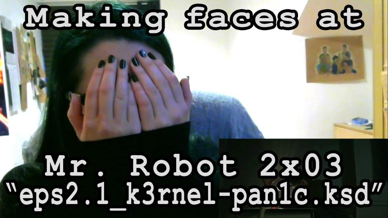 Download Mr. Robot 2x03 Reaction~