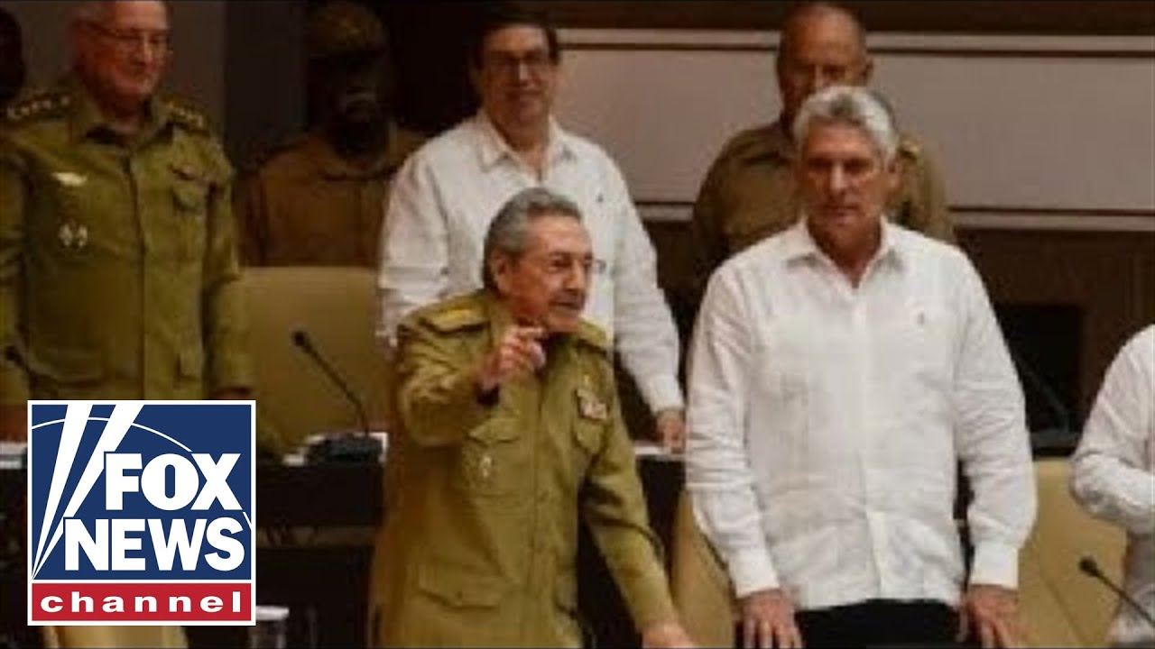 Miguel Díaz-Canel: Cuba's next leader not a Castro?