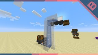 How to make a item elevator.