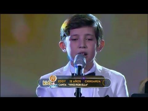 Eddy Valenzuela   VIVO POR ELLA  Andrea Bocelli  Academia Kids