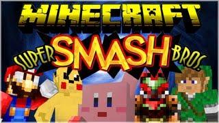 Minecraft: Super Smash Bros - So Close! Game 2 | McPVP