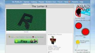 Roblox - More proof that Dignity is fake!!!