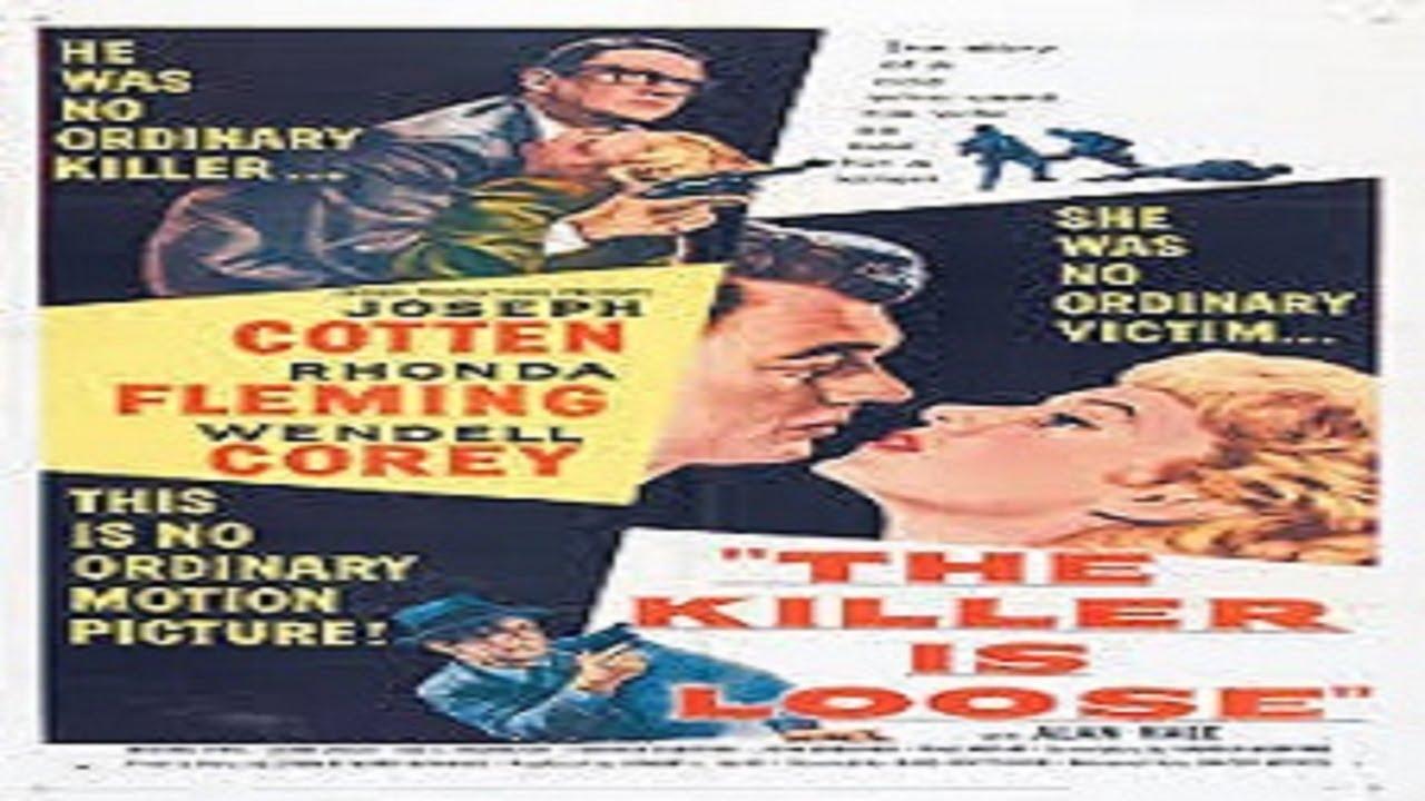 Download 1956 - The Killer Is Loose / O Assassino Anda Solto