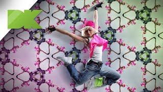 Create kaleidoscopic images in illustrator - Tutorial 16