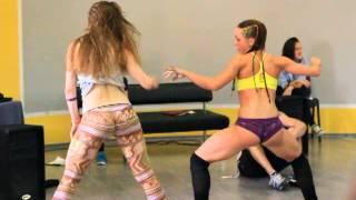 Risha Dazzle (Chicka) на I LOVE DANCEHALL BATTLE