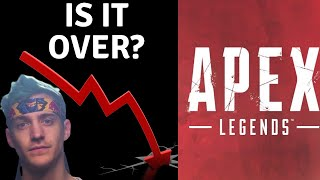 The COLLAPSE Of Apex Legends- EA Forced It & Viewership DOWN 90%