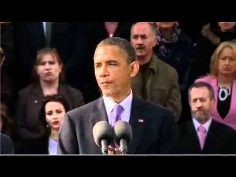 Barack Obama's Speech in College Green, Dublin, Ireland