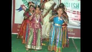 bharatha  mathaku jejelu sai leela sree dance