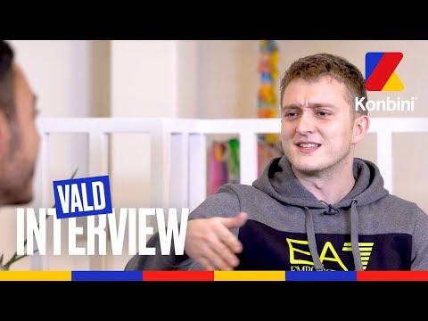 VALD, l'interview sérieuse (plus ou moins) - Konbini