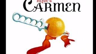 """""""Carmen"""" Obertura opus: 4"""