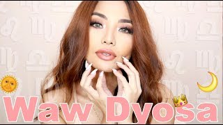 Trying New NADINE LUSTRE Birthday Collection (Make Up Tutorial)