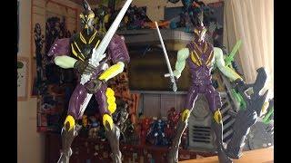Figuras Ven Ghan Max Steel 2014
