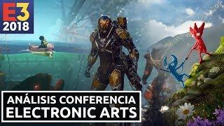 Análisis Conferencia EA - E3 2018 | 3GB