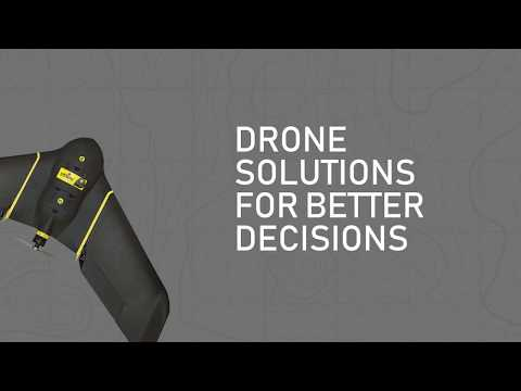 Drone Solution for Better Decision: A Day with senseFly