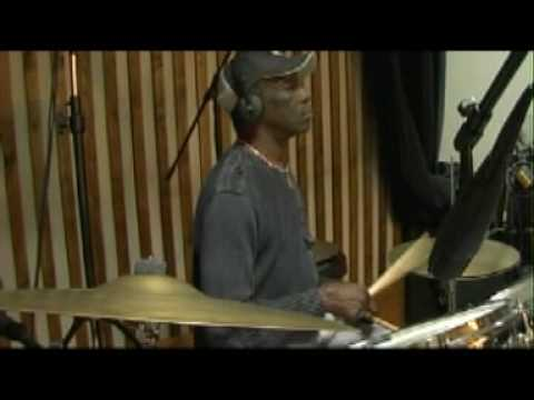 TONY ALLEN -  UNLIMITED PROJECT : Let the drums play - studio recording