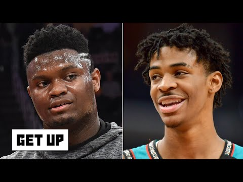 Zion or Ja Morant: Which NBA rookie will have a better career? | Get Up