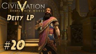 Civilization 5 Brave New World Deity Let
