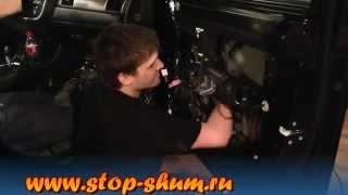 Шумоизоляция автомобиля Mitsubishi Outlander.(Заказать шумоизоляцию авто можно на сайте http://stop-shum.ru . Так же вы можете заказать материалы для шумоизоляции..., 2014-06-05T16:53:47.000Z)