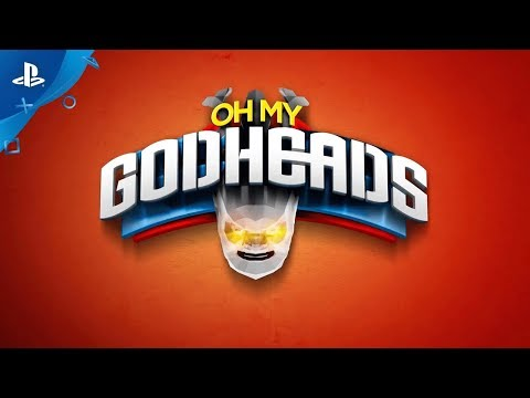 Oh My Godheads – Launch Trailer | PS4