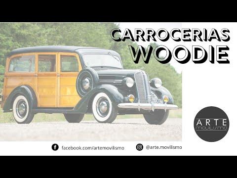 La Historia De Los Woodie, Vehículos Con Carrocería De Madera