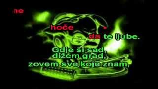 severina  UZBUNA- karaoke