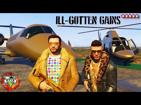 NEW DLC SHOWCASE - $$$26,000,000+ GTA 5 SPENDING SPREE!!! - ILL-GOTTEN GAINS DLC Update (GTA 5 DLC)