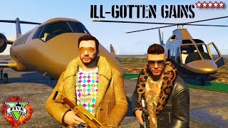 NEW DLC SHOWCASE - $$$26,000,000+ GTA 5 SPENDING SPREE!!! - ILL-GOTTEN GAINS DLC Update (GTA 5 DLC)