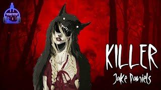 "EPIC DARK POP ""Jake Daniels - Killer [Lyric Video]"""