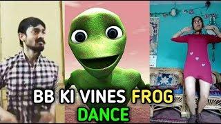 Indian Girls vs Alien Dance Challenge 2018 | Dame Tu Cosita | Frog Dance